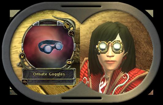 Ornate Goggles