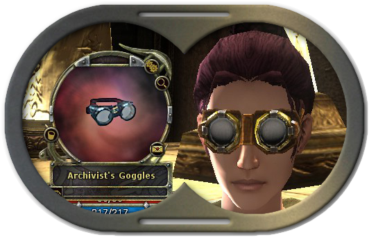 Archivists Goggles