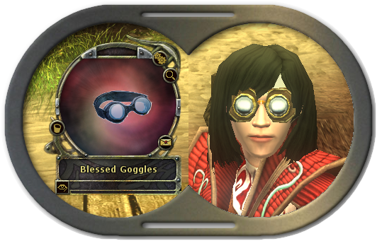 Blessed Goggles