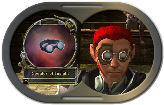 Goggles of Insight
