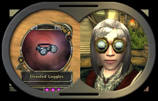 Devoted Goggles