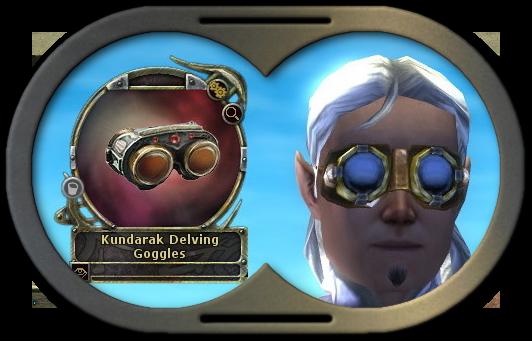 Kundarak Delving Goggles
