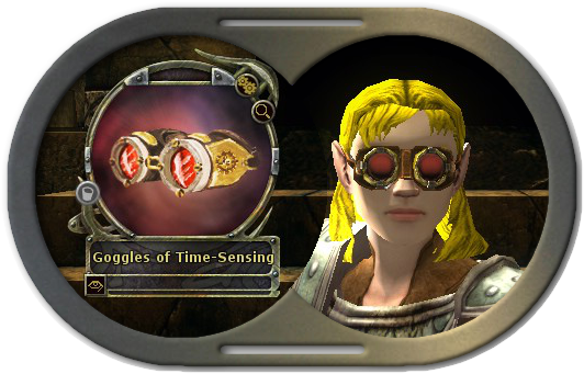 Goggles of Time-Sensing