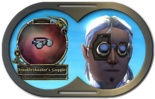 Troubleshooter's Goggles