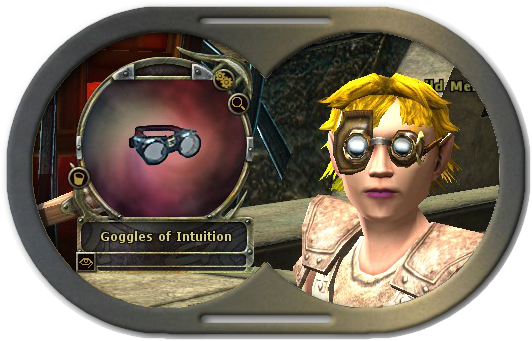 Goggles of Intuition