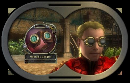 Mentau's Goggles
