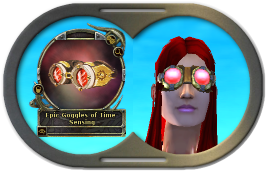 Epic Goggles of Time-Sensing