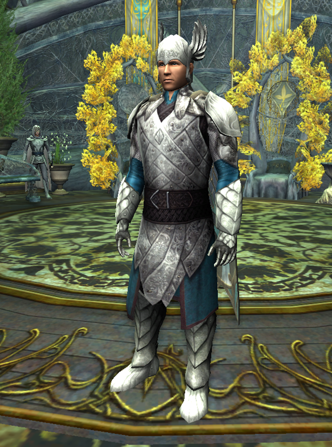 Alliance Themed Armour