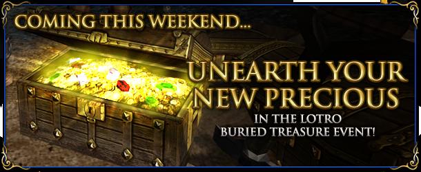 Lotro - Treasure Hunt Event