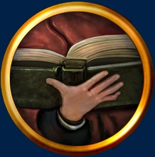 Lore-master icon